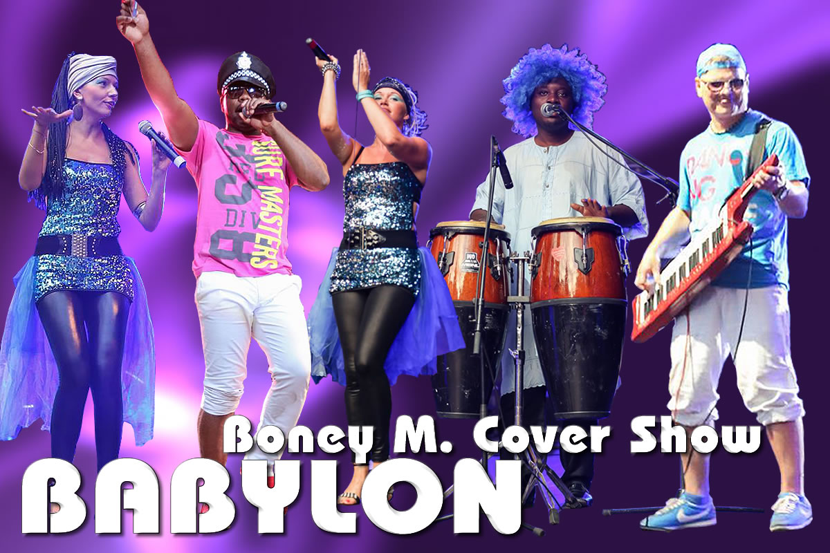 zespół babylon boney m cover