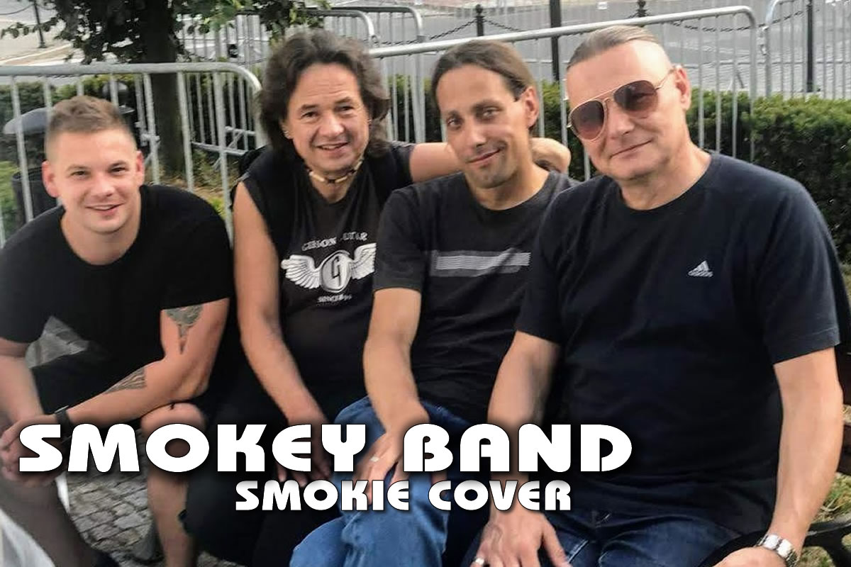 smokey band smokie cover show